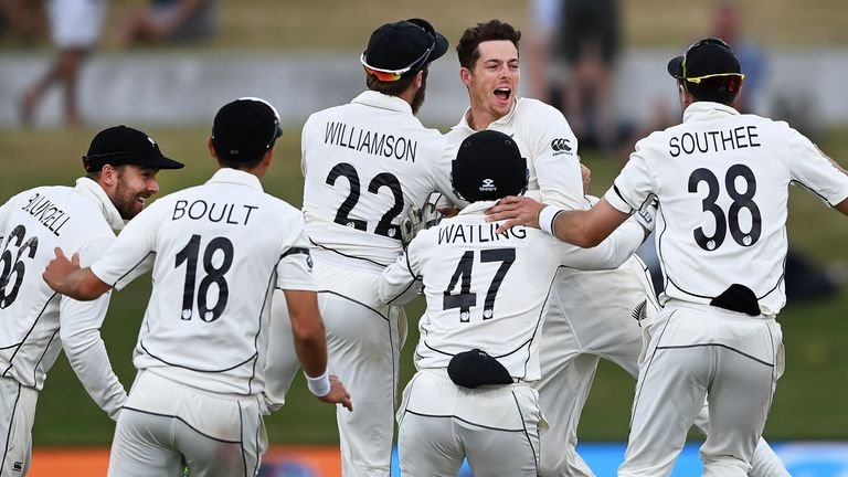New Zealand claim spectacular victory over Pakistan in first test to boost World Test Championship hopes |  Cricket News