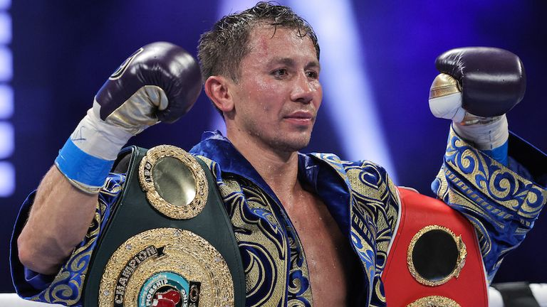 Golovkin remains open to a third fight with Canelo