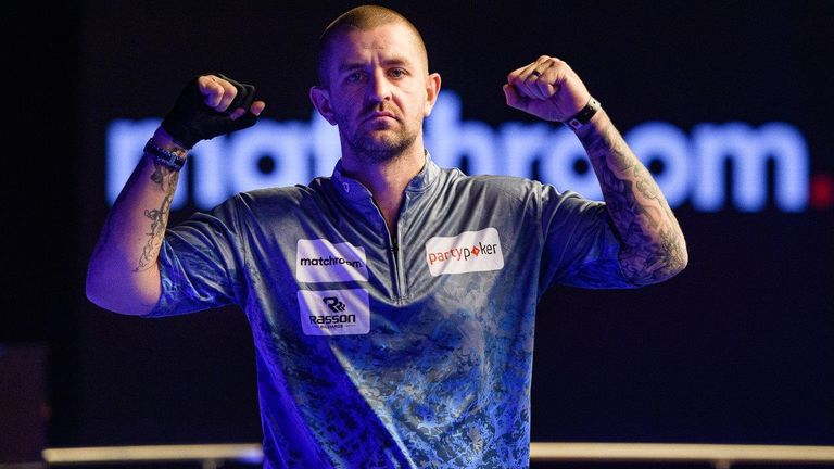 Shaw will also be in action at the World Pool Masters in Gibraltar
