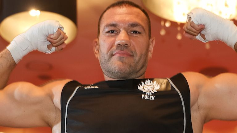 Joshua vs Pulev: Hughie Fury warns Anthony Joshua not to underestimate Kubrat Pulev   Boxing News