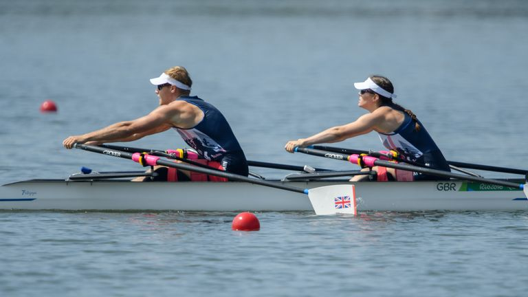 Rowles and sculls partner Laurence Whitely brought home gold medals from Rio 2016 as part of the hugely successful ParalympicsGB team