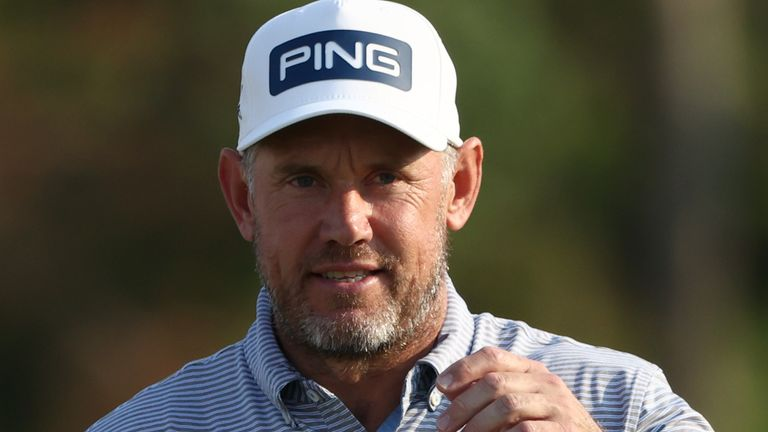 Look back at the best of the action from Lee Westwood's final-round 68 at the DP World Tour Championship, where he secured Race to Dubai victory