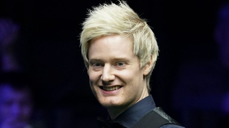 Neil Robertson won the UK Championship in the early hours of Monday morning after a thrilling final