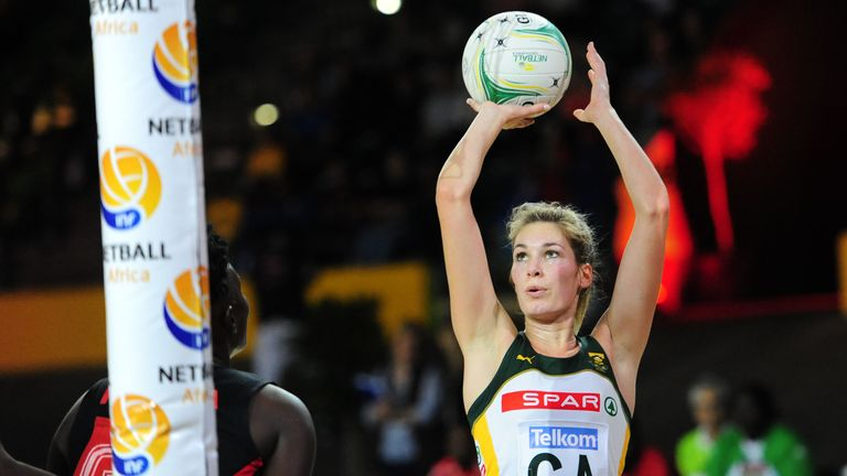 Vitality Netball Superleague: Lefebre Rademan talks about London Pulse and his shooting partnerships |  Netball News