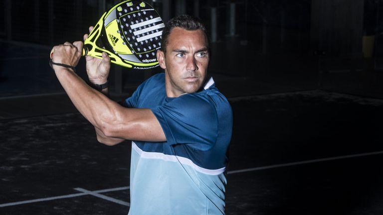 Padel is one of Europe's fastest growing grassroots sports