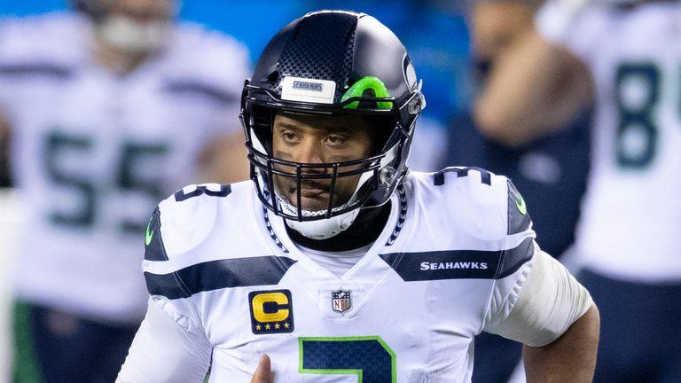 Seahawks quarterback Russell Wilson is among this season's MVP contenders