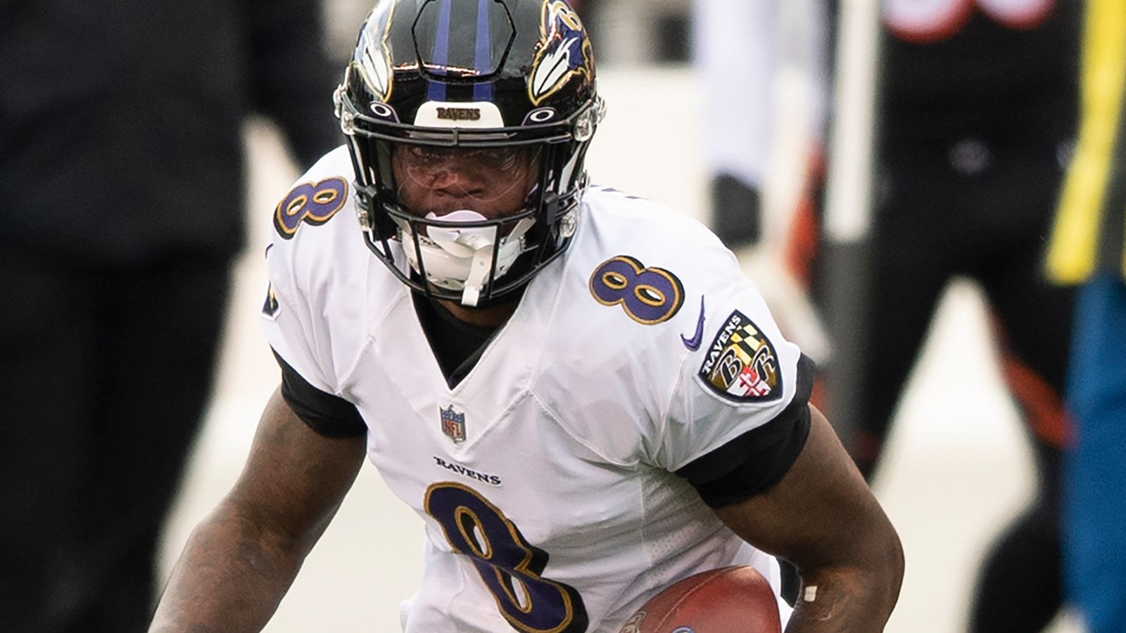 Lamar Jackson and Baltimore Ravens out for revenge with Wild Card clash at Tennessee Titans