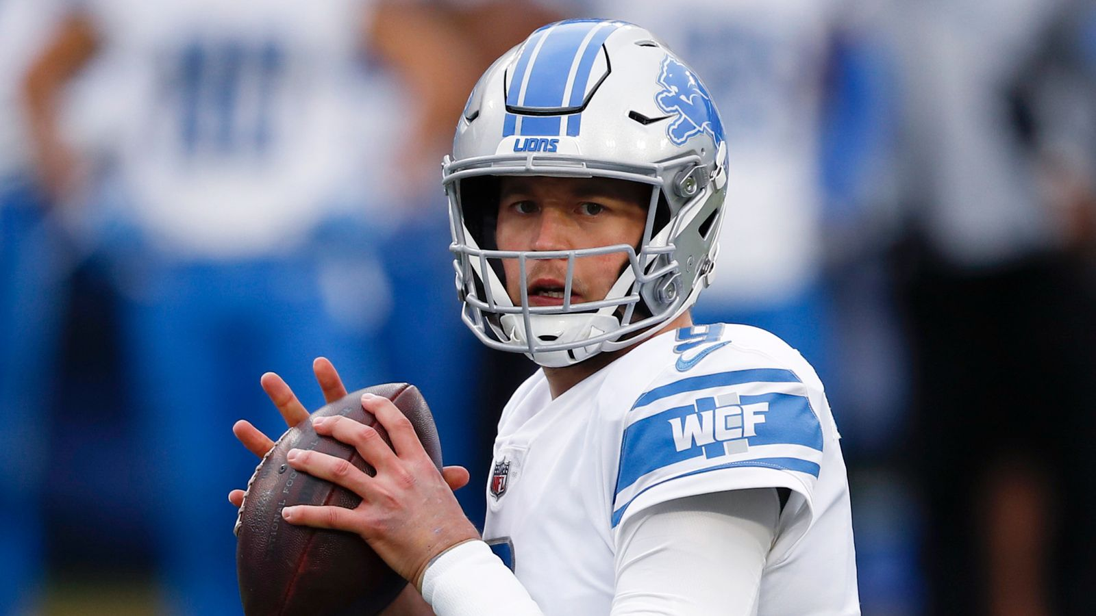 Stafford, Lions agree star QB to be traded