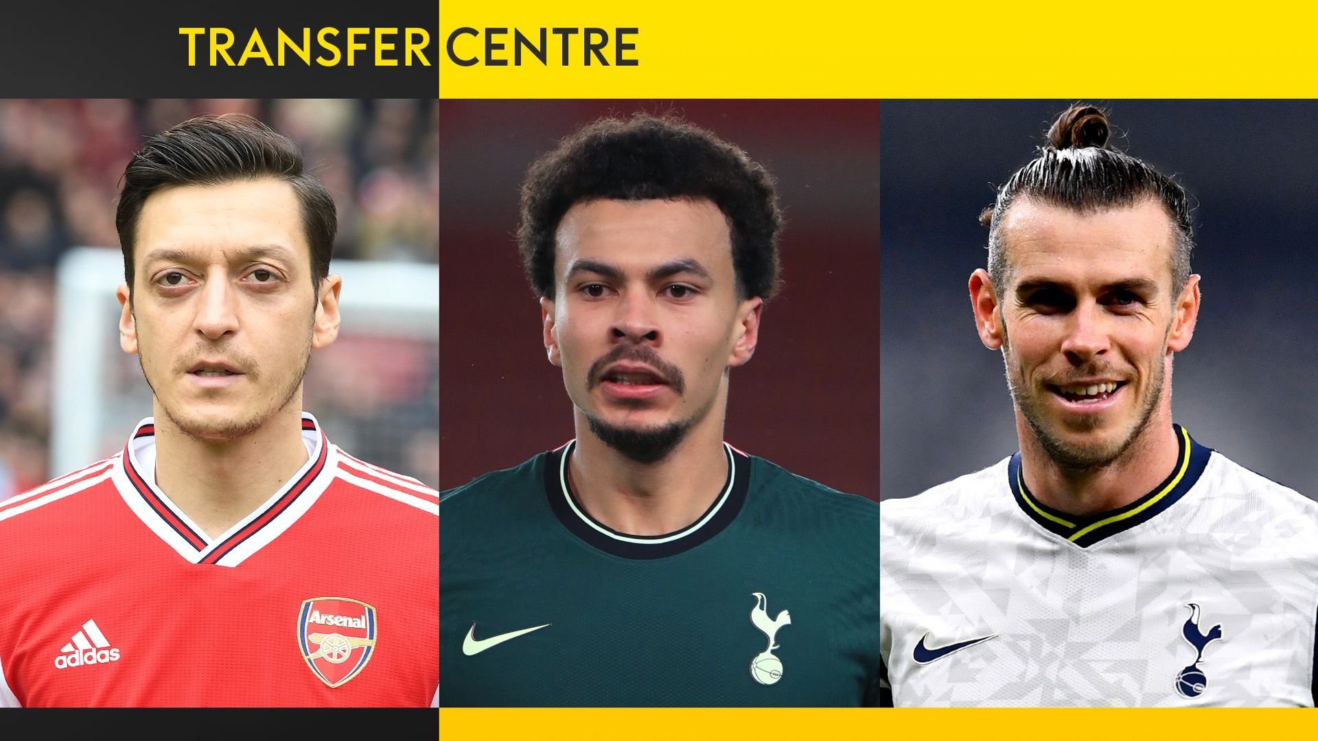 Transfer Centre LIVE! Ozil set for Fenerbahce move