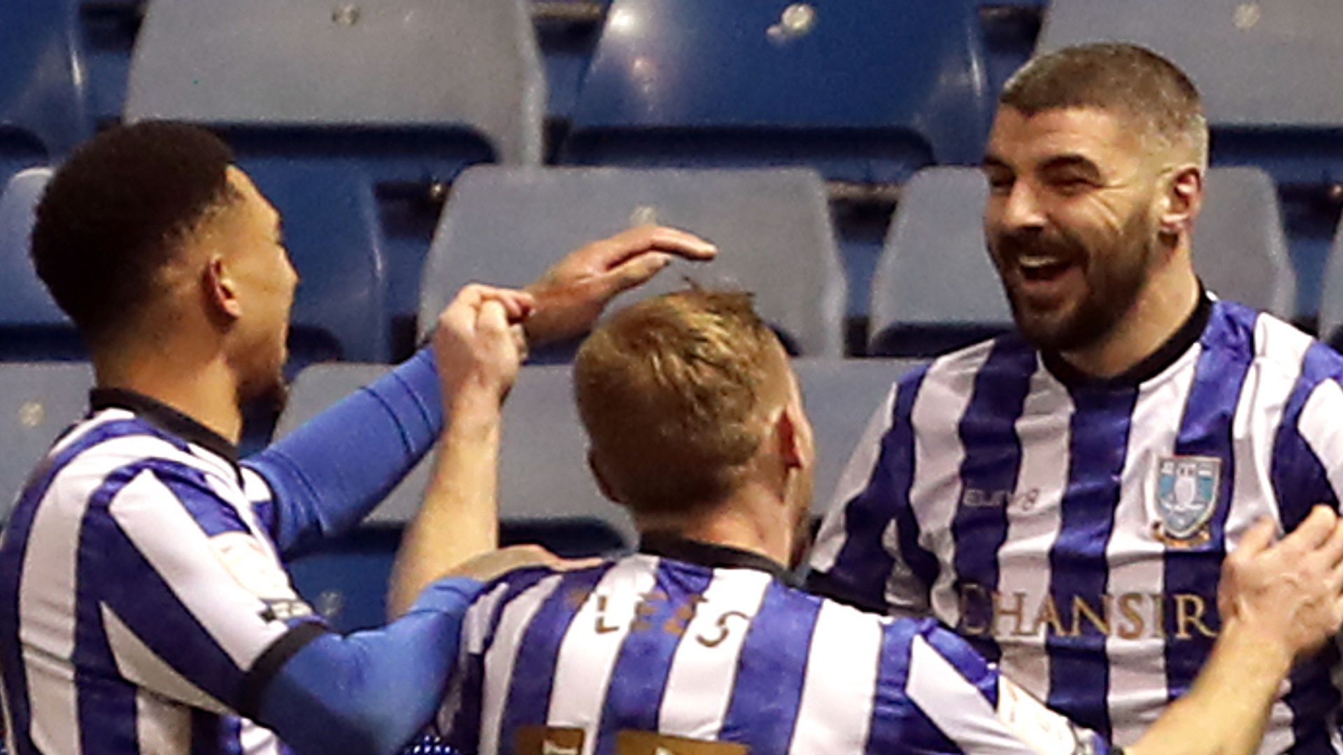 Sheff Wed beat Derby to move out of bottom three