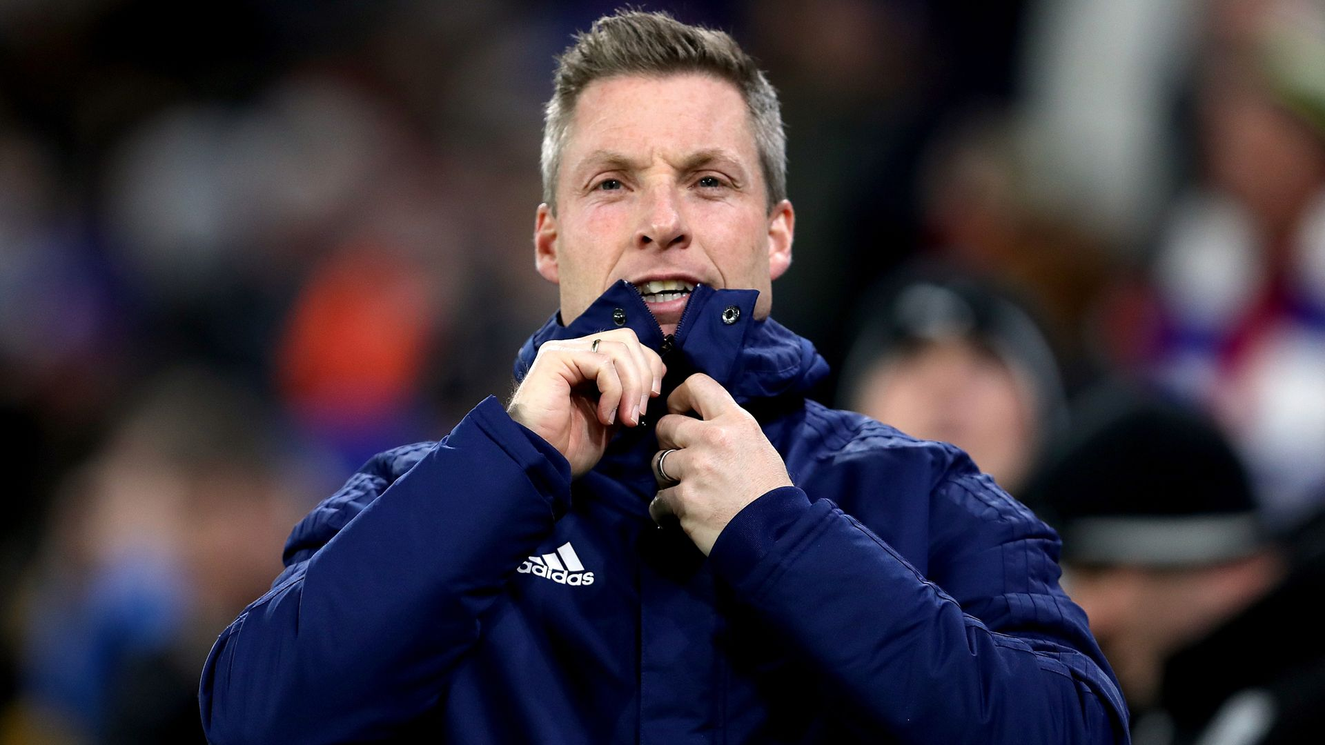 Harris sacked by Cardiff