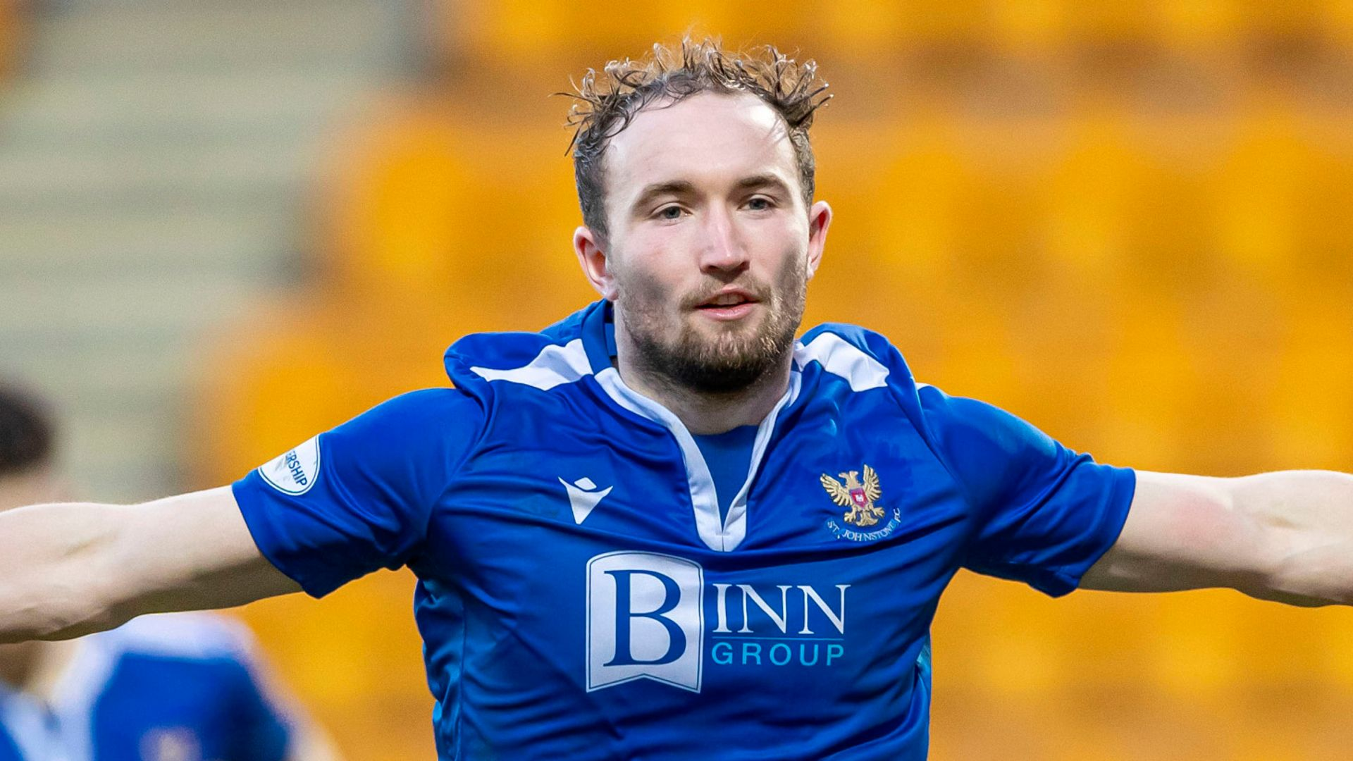 Kane ends St Johnstone's 10-game winless streak