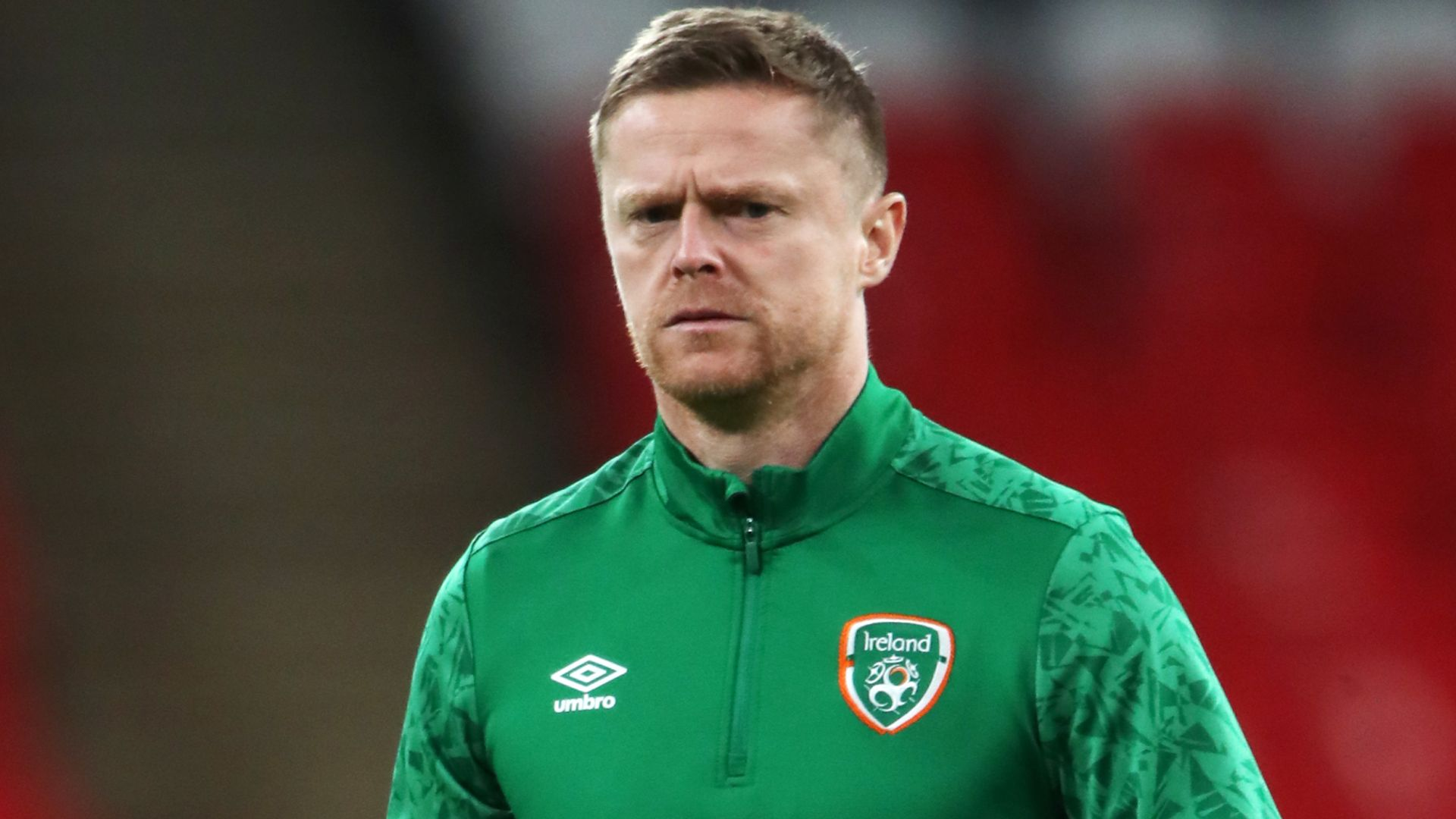 Damien Duff steps down from Republic of Ireland coaching role | Football News