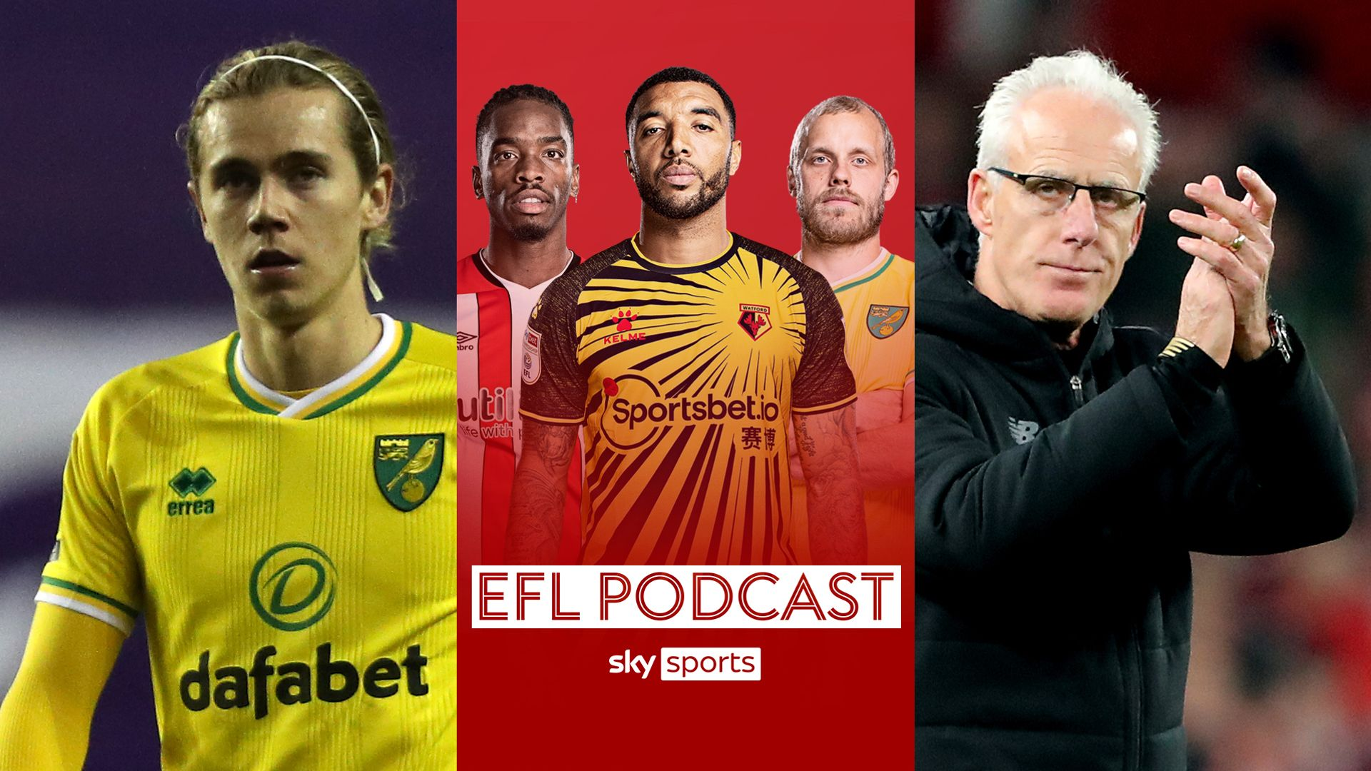 EFL Podcast: McCarthyisms, Cantwell's odd boots, transfer latest