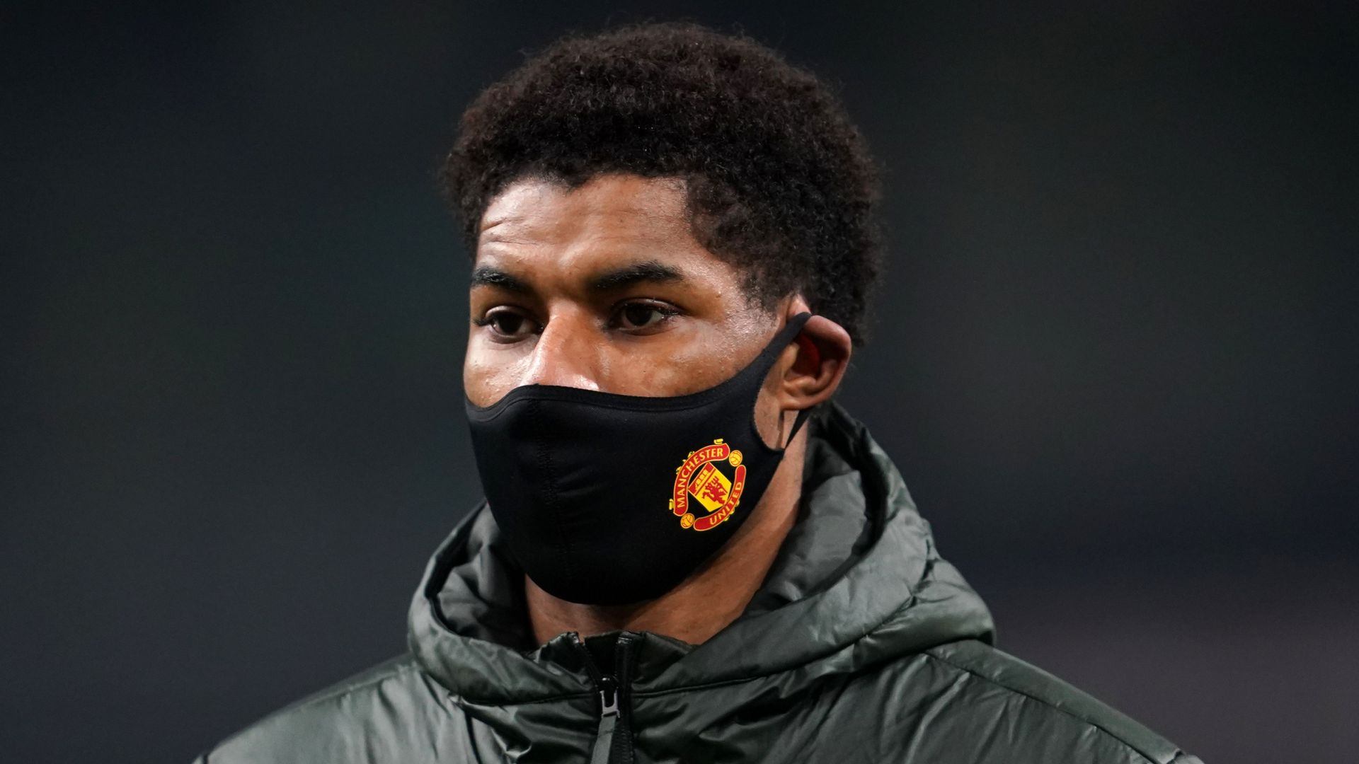Rashford: It's about the next chapter for these children