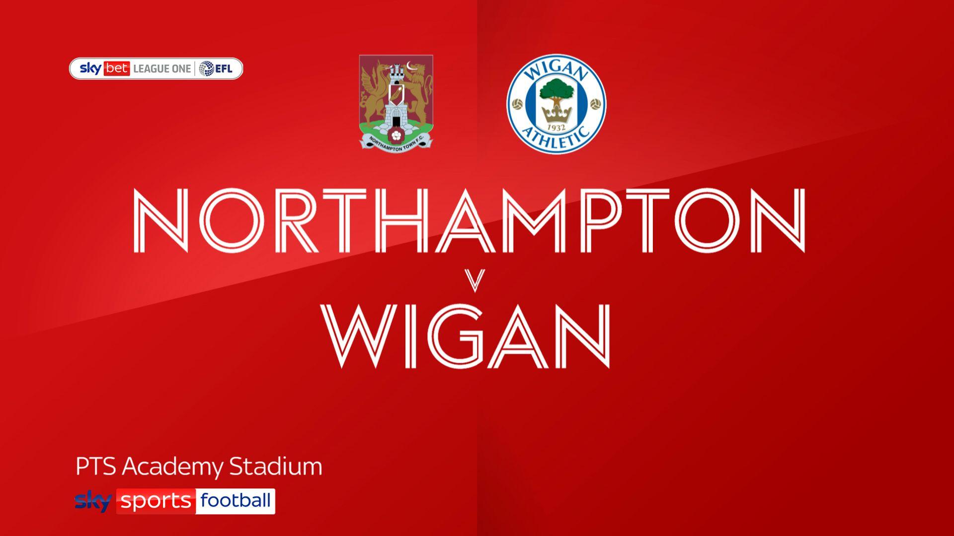 Lang strike earns crucial win for Wigan
