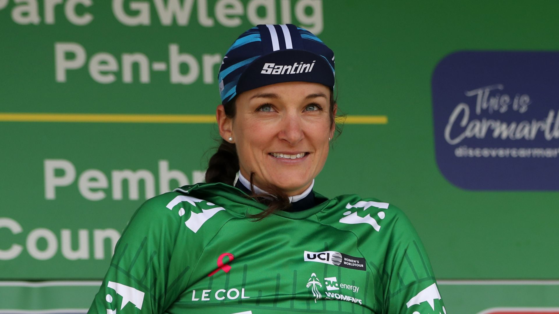Deignan: Quality of women's cycling keeps me motivated