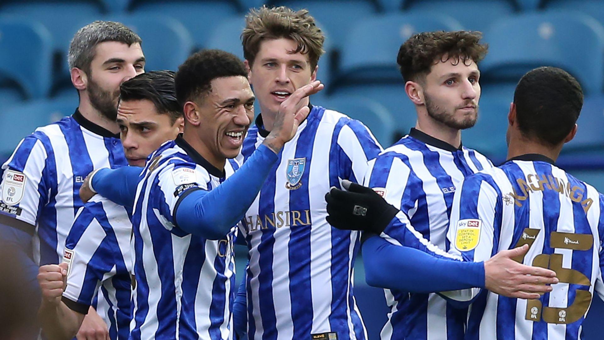 Rare Palmer strike lifts Sheffield Wed