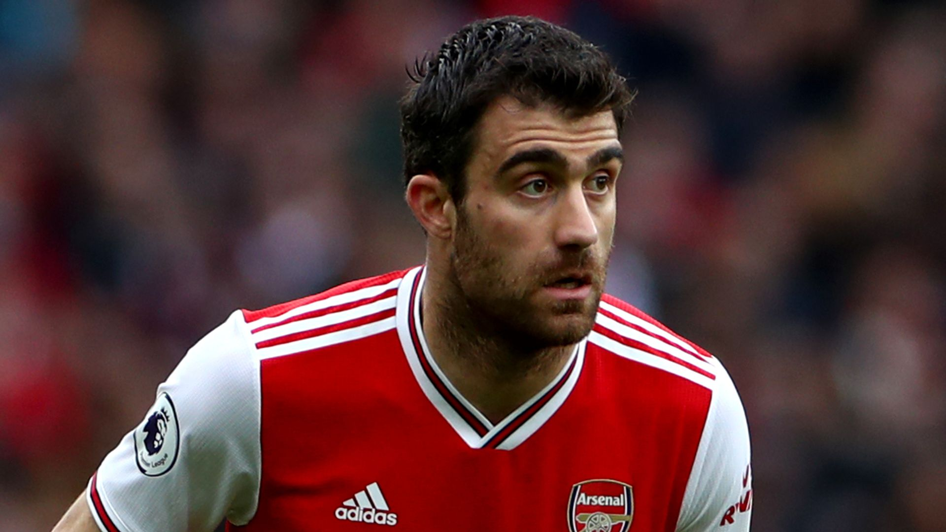 Arsenal and Sokratis agree to contract termination
