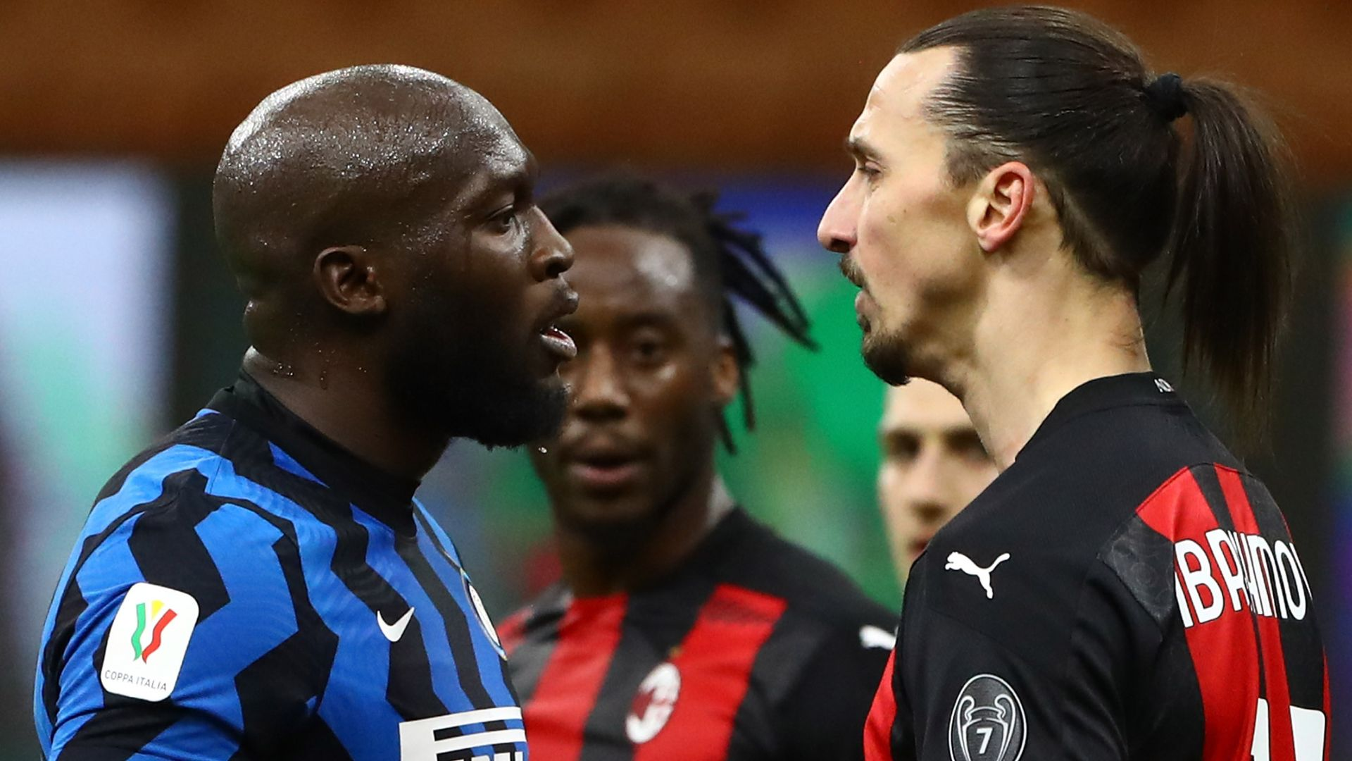 No place for racism, says Zlatan after Lukaku exchange