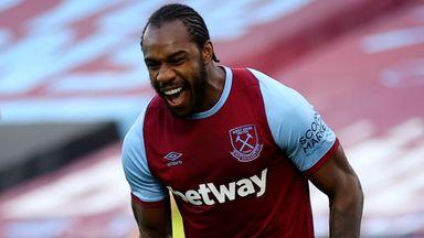 West Ham forward Michail Antonio could play international football for Jamaica