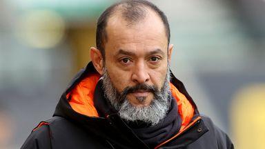 Nuno Espirito Santo left Wolves at the end of last season