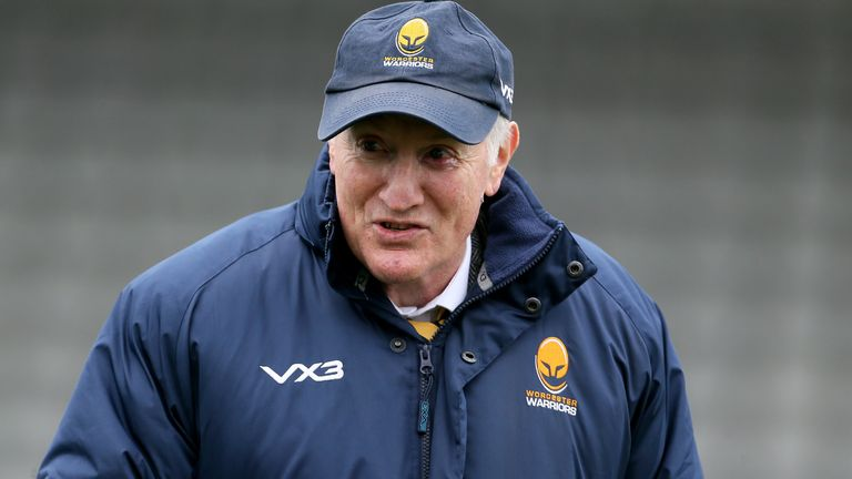 Alan Solomons described Duhan van der Merwe as an 'x-factor player'