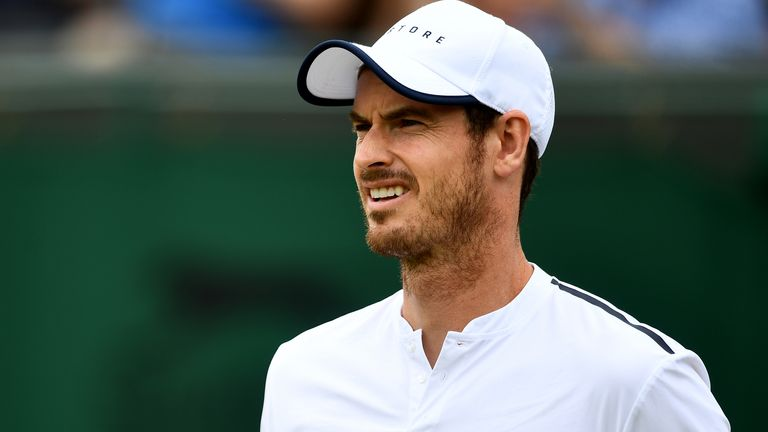 Murray will make his ATP Tour return at next week's Open Sud de France in Montpellier