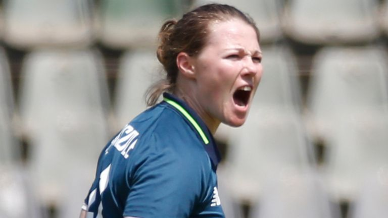 Anya Shrubsole has taken 90 ODI wickets and 102 T20 wickets for England