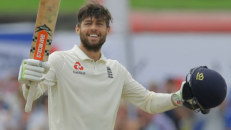 Ben Foakes was Player of the Series when England beat Sri Lanka 3-0 in 2018
