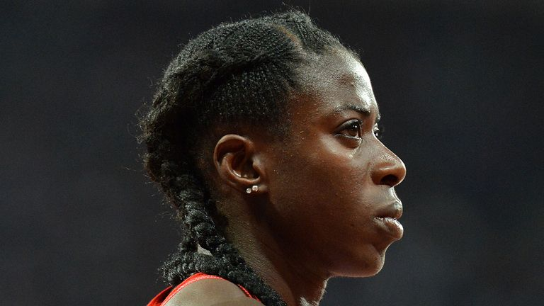 Watch the episode of Driving Force with Christine Ohuruogu on Sky Sports Mix at 8pm on Tuesday