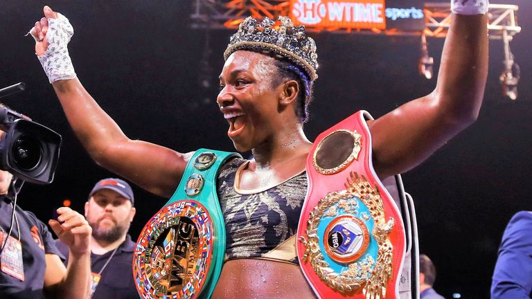 Claressa Shields Wants To Be Undisputed Champion Again To Reinforce Her World No. 1 Status, Says Promoter Dmitriy Salita |  Boxing News
