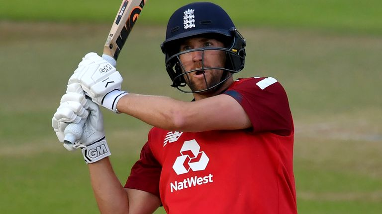 Dawid Malan averages 53.43 for England in IT20s but finished the BBL with 265 runs in 10 knocks for Hobart Hurricanes