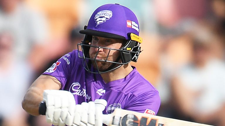 Dawid Malan scored 75 from 56 deliveries in Hobart Hurricanes' Big Bash League win over Melbourne Stars