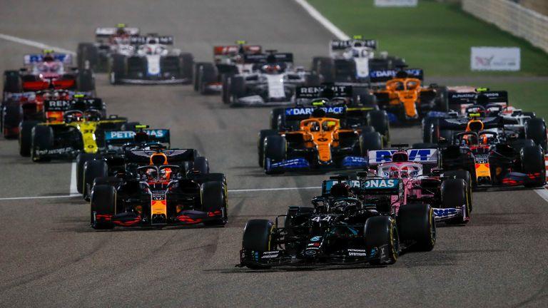 Bahrain's Sakhir circuit will now host the season-opener on March 28