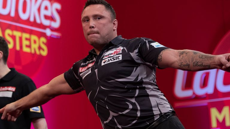 New world champion and No 1 Gerwyn Price could be in line for a rematch with Gary Anderson at the Masters