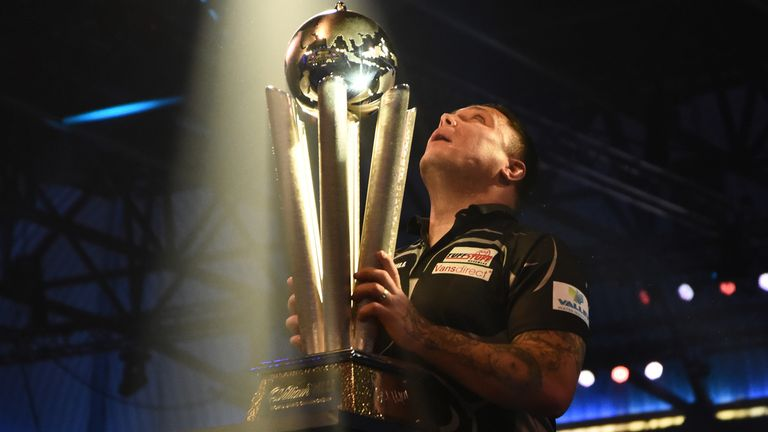 Price capped off his remarkable ascent up the darting ranks by lifting the 2021 World Championship title at Alexandra Palace