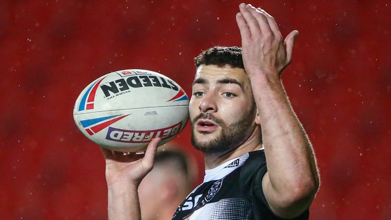 Jake Connor is likely to be playing at full-back for Hull FC in 2021