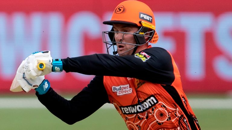 Jason Roy missed the BBL Challenger due to an ankle injury
