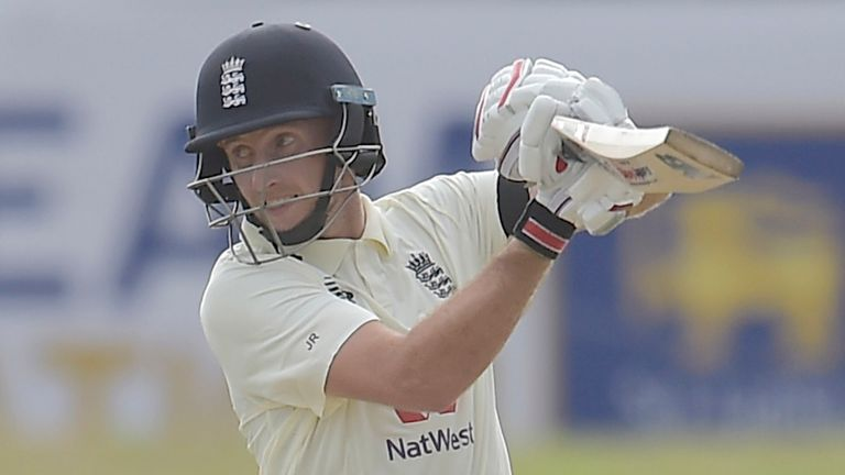 Root now has the highest score for an England batsman in Sri Lanka, beating Kevin Pietersen