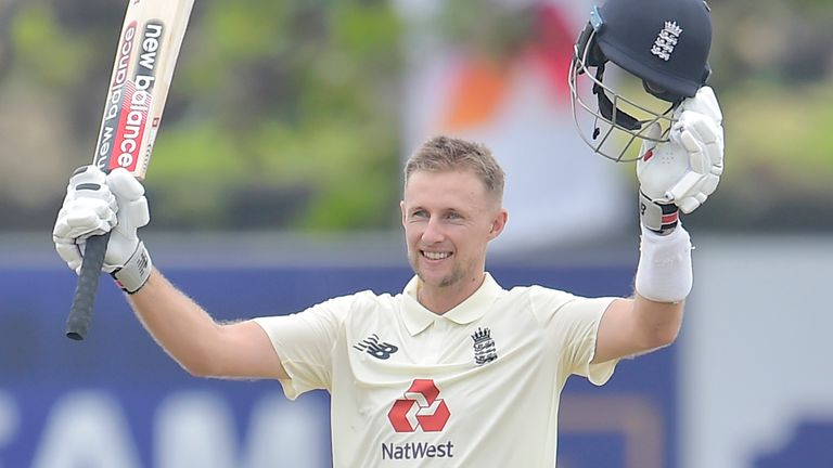 Root completed his fourth double hundred in Test cricket on day three in Galle