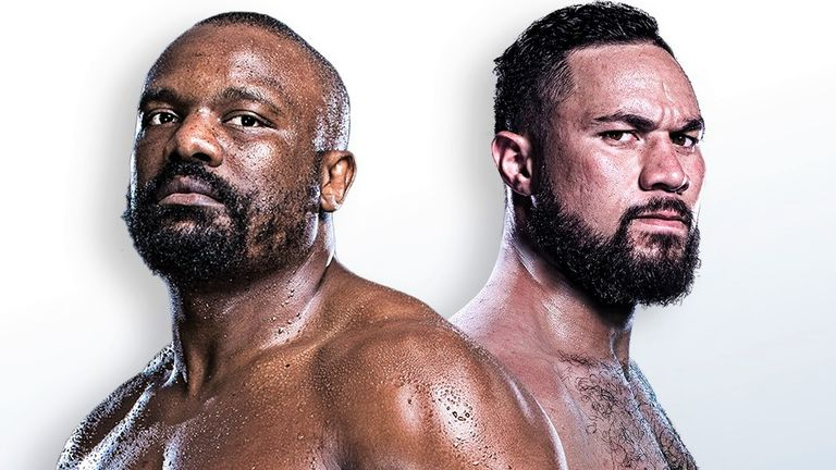 Derek Chisora and Joseph Parker want to finally settle their heavyweight rivalry