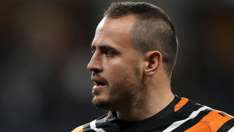 Josh Reynolds is settling into life with Hull FC after leaving Wests Tigers