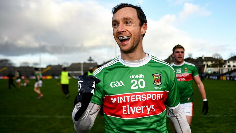 Higgins retired from intercounty football after the 2020 season