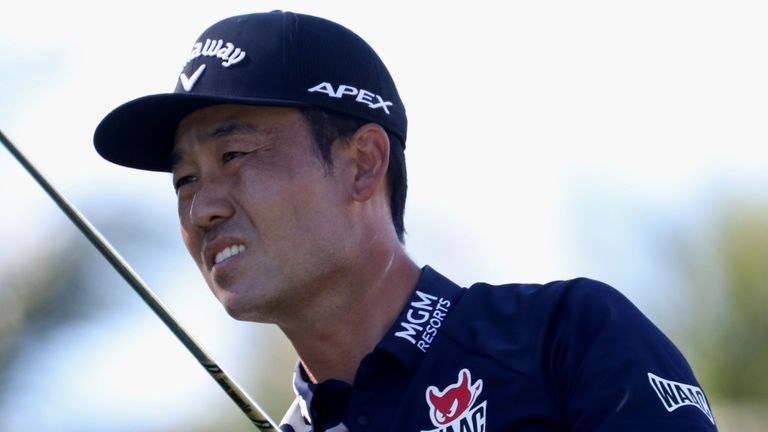 Kevin Na made the biggest move up the leaderboard during the third round