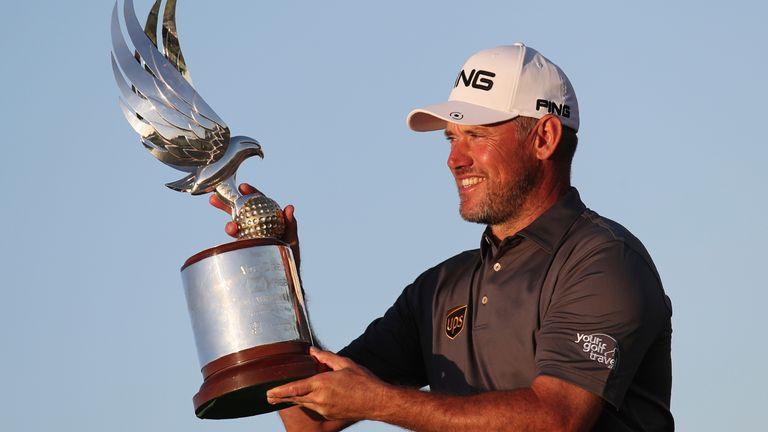 Lee Westwood is defending champion in Abu Dhabi