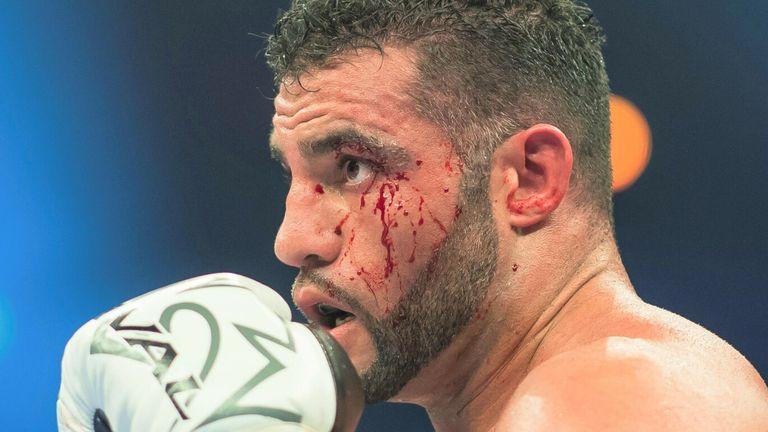 Mahmoud Charr is set to finally defend his WBA heavyweight belt