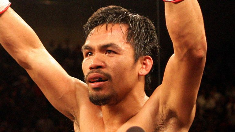 Manny Pacquiao is now the WBA 'champion in recess'