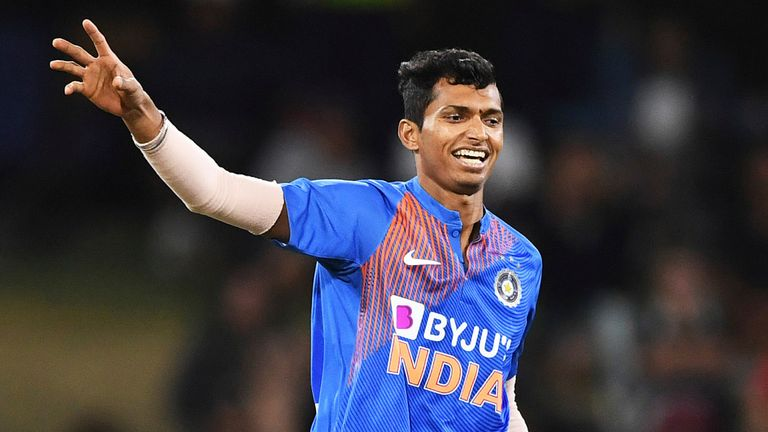 Navdeep Saini has taken six ODI wickets in seven matches for India and 13 wickets in 10 T20 appearances