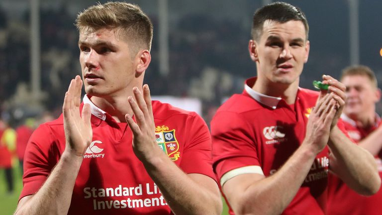 The British and Irish Lions could be playing South Africa in Australia this year